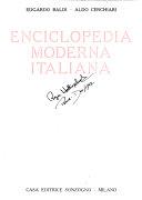 Enciclopedia moderna italiana  A Fiesso
