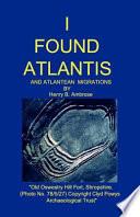 I Found Atlantis Book PDF