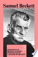 Intertextes de L oeuvre de Beckett