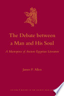 The Debate Between A Man And His Soul