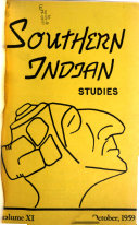 Southern Indian Studies