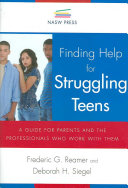 Finding Help for Struggling Teens