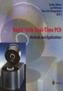 Rapid Cycle Real-Time PCR Book