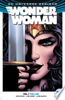 Wonder Woman Vol  1  The Lies