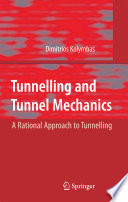 Tunnelling and Tunnel Mechanics