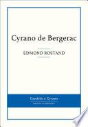 Cyrano de Bergerac Rostand Specialement Concue Pour La