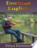 Essential English  A Concise Guide for Writers