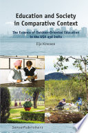 Education and Society in Comparative Context