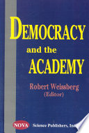Democracy and the Academy