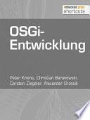 OSGi Entwicklung