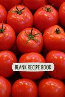 Blank Recipe Book Book PDF