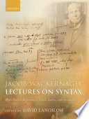jacob-wackernagel-lectures-on-syntax