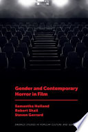 Gender and Contemporary Horror in Film Book PDF