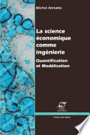 La science économique comme ingénierie
