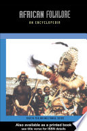 African Folklore Taylor Francis An Informa
