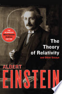 The Theory of Relativity Book PDF