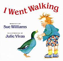 I Went Walking [Book]