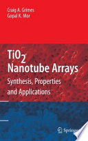 TiO2 Nanotube Arrays