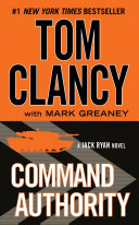 Command Authority : is based on a dark secret hidden decades...