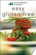 American Dietetic Association Easy Gluten Free