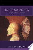 Sparta and Lakonia