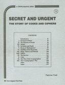 Secret and Urgent