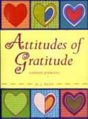 Attitudes of Gratitude Guided Journal