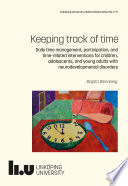Keeping Track Of Time