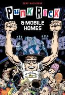 illustration Punk Rock et mobile homes