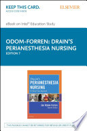 Drain   s PeriAnesthesia Nursing