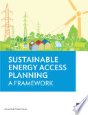 Sustainable Energy Access Planning