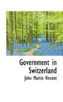 Government in Switzerland