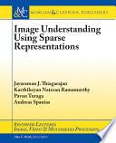 Image Understanding Using Sparse Representations