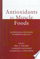 Antioxidants in Muscle Foods