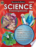 Standards Based Science Investigations  Grade 4