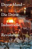 Deutschland  die dritte Industrielle Revolution