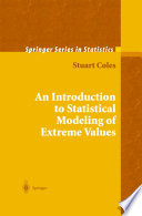 An Introduction to Statistical Modeling of Extreme Values