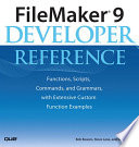 FileMaker 9 Developer Reference
