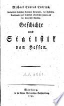 Geschichte und Statistik von Hessen