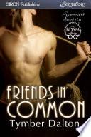 Friends In Common Suncoast Society  book