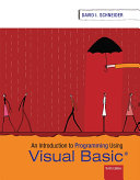 Introduction to Programming Using Visual Basic