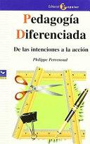 Pedagogía diferenciada