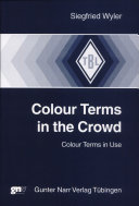 Colour Terms in the Crowd