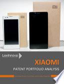 Xiaomi Patent Portfolio Analysis