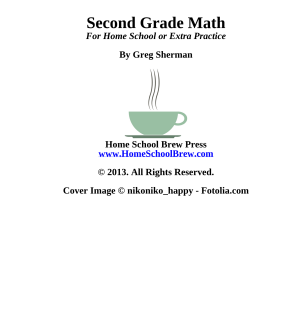 Second Grade Math: For Home School or Extra Practice - ISBN:9781629171623