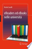 eReaders ed eBooks nelle universit