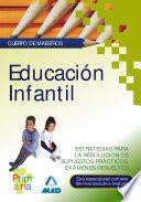 Educación Infantil. Estrategias Para la Resolución de Supuestos Prácticos. Exámenes Resueltos Ebook