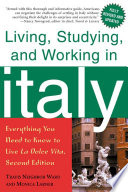 Living  Studying  and Working in Italy