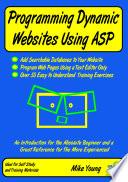 Programming Dynamic Websites Using ASP