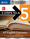 5 Steps to a 5  AP English Literature 2017  Cross Platform Prep Course